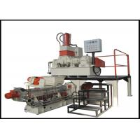 Buy cheap Non - Woven Masterbatch Rubber Dispersion Kneader Twin Screw Force Feeder from Wholesalers