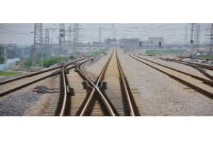 China Rail Turnout factory