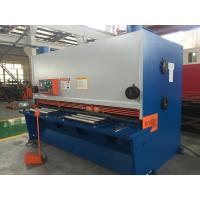 Buy cheap 15kw CNC Metal Sheet Cutting Machine Hydraulic Guillotines Type from Wholesalers