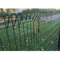 Buy cheap Steel Wire Fence Panels 9  X 2 inch X 2 inch Gauge for Road Site Purpose from Wholesalers