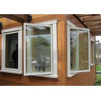 Buy cheap Energy Saving Thermal Break Aluminum Casement Windows with Double Glazing Glass from Wholesalers