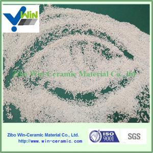 China Zirconium silicate ceramic/ zirconium silicate grinding ball factory