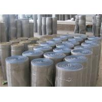 Buy cheap Outside  Residential Aluminium Window Screen Mesh  To Keep Insects Out 0.19 - 0.45mm from Wholesalers