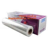 Buy cheap Newly design household food grade excellent quality factory price cling film from Wholesalers