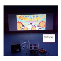 China Easy Install Interactive Wall Projection ,  Amusement Game Machine For Shopping Center factory