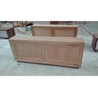 China Modern Style Wooden Sideboard Kitchen Cabinet With Natural ELM on sale