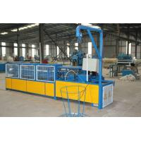 Buy cheap Full Automatic Chain Link Fence Making Machine Durable Max Mesh Width 4M from Wholesalers