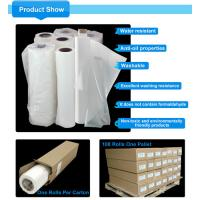 China 96A Hardness PU Reactive Hot Melt Glue Film For Film To Fabric Lamiantion Garment factory
