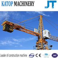 4t load 50m boom TC5008A tower crane with CE and ISO certificate