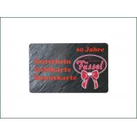 China Personalized Inkjet RFID Smart Card PVC Materials E - Card System ISO9001 factory