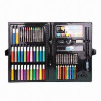 China 101-piece nice stationery item for kids factory