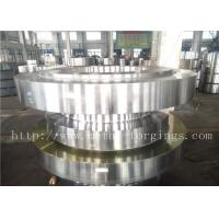 China Duplex Stainless Steel F53 Ball Valve Cover / Body Forging  Blanks factory