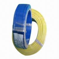 China PVC Insulated Wire/Rubber Cable, Copper Conductor, Up to 450-750V Voltage, IEC60227/GB5023/JB8734  on sale