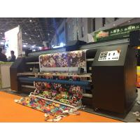 Buy cheap Indoor / Outdoor Fabric Printing Equipment Xaar Print Heads For Home Decoration from Wholesalers