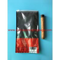 Buy cheap Customized Printed Small Cigar Humidor Bags / Cigar Packaging Bag from Wholesalers