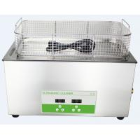 Buy cheap Stainless Steel Industry Heated Ultrasonic Cleaner Heater Timer 30l Axis And Shaft Parts from Wholesalers