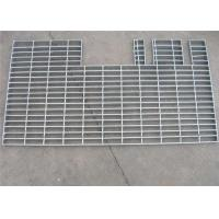 Buy cheap 32 X 5mm  Stainless Steel Grate Sheet  , Metal Grid Catwalk Aluminum Grate Decking  Q235 25mm 30mm 32mm 40mm from Wholesalers