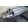 Φ1000 Industrial Grooved Sink Roll with good Wear and Corrosion Resistance