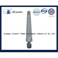 Buy cheap Modified Polyethylene HDPE Pin Insulator Spindle BS Standard Gray Color from Wholesalers
