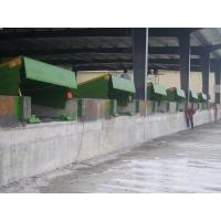 Buy cheap CE Stationary Loading Dock Leveler Hydraulic Car Ramps for Container Electric Powered from Wholesalers