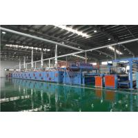 Buy cheap Fabric Electrostatic Flocking Machine Auto Temperature Control  Condruction Oil Heating from Wholesalers