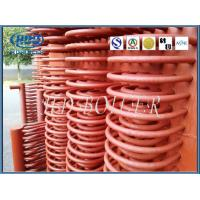 Buy cheap Alloy Steel Boiler Parts Economiser Tubes With Welded Headers For Power Station Boilers from Wholesalers