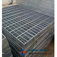 China Welded Steel Grating: Flat Style Bar Grating; Serrated Bearing Bar Grating factory