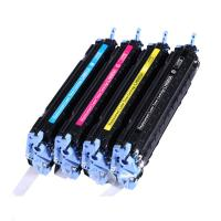 China Replacement for Canon 707 CMYK Colour Toner Cartridges factory