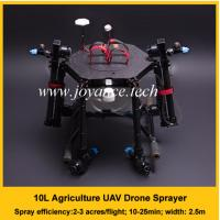 China 2.4G rc control long flying agricultural uav drone crop duster/sprayer on sale