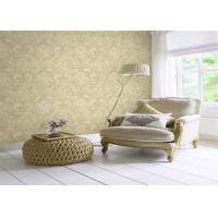 Buy cheap Classical Non Woven Interior Design Wallpapers Washable With Embossed Surface from Wholesalers