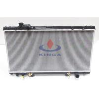 Buy cheap Aluminium Tube auto radiator for Toyota Lexus 1995 1998 JZS149 AT OEM 16400-46180 from Wholesalers