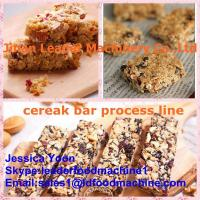 China Automatic Healthy Puffed Roasted Barley Granola/cereal Bar Machine on sale