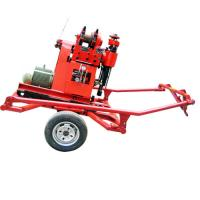 Buy cheap portable well drilling rig good quality china export from Wholesalers