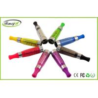 China rebuildable Dual coil clearomizer / wireless ce5 atomizer 2ml with 900puffs factory