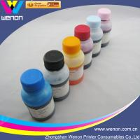 China 6 color edible ink for Epson Canon HP Brother printer ink factory