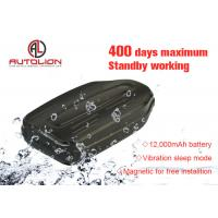 China Wireless Car GPS Tracker , High Battery Capacity Magnetic Force Gps Tracker factory