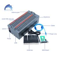 China Cheap Bulk Sms Machine 32/64 Ports Gsm 3g Sms Pool Modem Free Text Message Online Worldwide factory