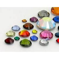 Buy cheap Lead free hot fix, iron on Rhinestones from wholesalers