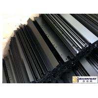 Buy cheap Sand Blasting Custom Aluminum Extrusions Reliable 10mm - 6000mm Length from Wholesalers