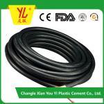 colorful and durable high pressure fiber braided pvc plastic air hose