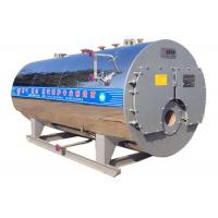 Buy cheap Smoke Tubes Drum Type Fuel Gas Oil Fired Firetube Steam Boiler for Medicine factory from Wholesalers