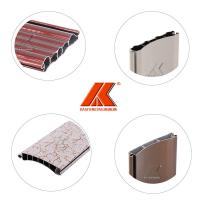 China Anti - Theft Aluminum Extrusion Profiles For Wardhouse Material factory