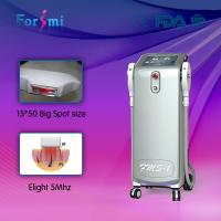 Buy cheap ce technology e-light ipl lamp shr beauty hair removal machine for sale from Wholesalers