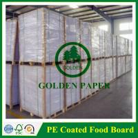 Quality 140gsm-350gsm cupstock base paper without PE/PE coated wholesale