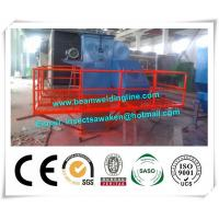 China Construction Steel Shot Blasting Equipment For Pipe Outside and Inside Blasting factory