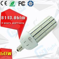Buy cheap Built-in heat sinking 60w corn led light ul listed from Wholesalers
