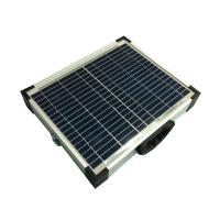 China High Effiency Foldable Solar Panel 12V 20W  Monocrystalline Silicon 156×156 Mm factory