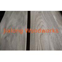 China Natural Sliced Cut American Walnut Veneer Sheet  Furniture / Flooring on sale