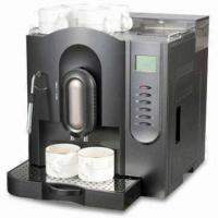 Quality Espresso Coffee Machine with Removable Water Tank and Drip Tray for sale