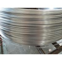 Buy cheap Single Wall Cold Drawn Welded Tubes 4.2 * 0.5 mm For Freezer from Wholesalers